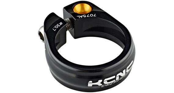 KCNC Road Pro SC 9 Zadelklem Ø 30,7mm zwart